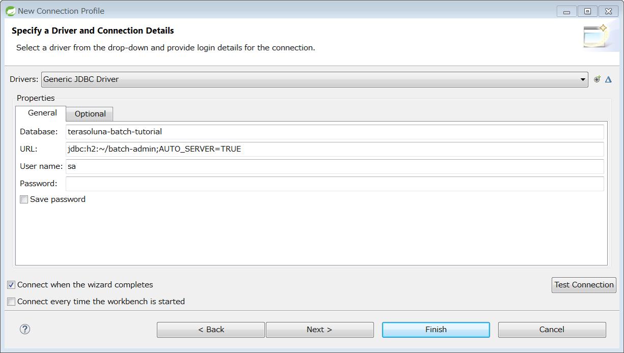 TERASOLUNA Batch Framework for Java (5 x) Development Guideline